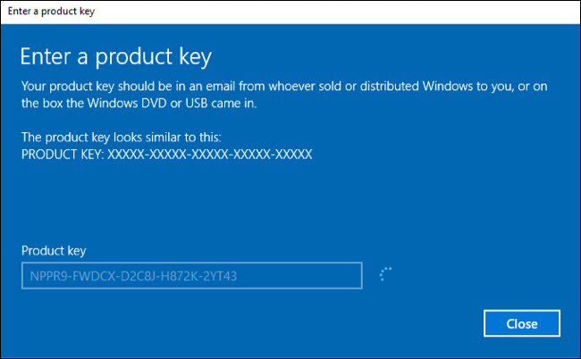 Windows 10 Enterprise Product Key Free 100% Working
