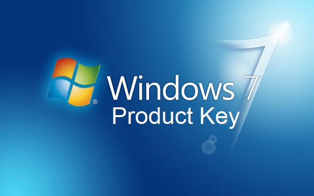 Windows 7 Product Key 32/64 Bit [Free Keys 2018]