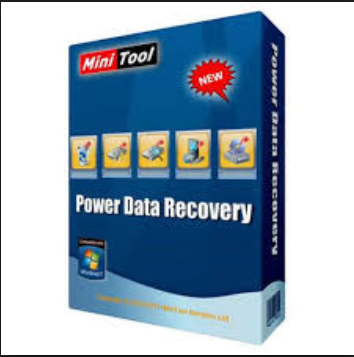 MiniTool Power Data Recovery 8 Crack + Serial Key Full Download
