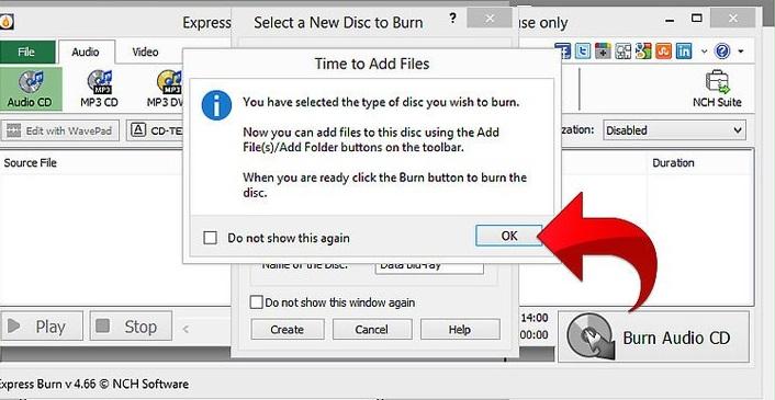 Express Burn Crack & Registration Code 2018