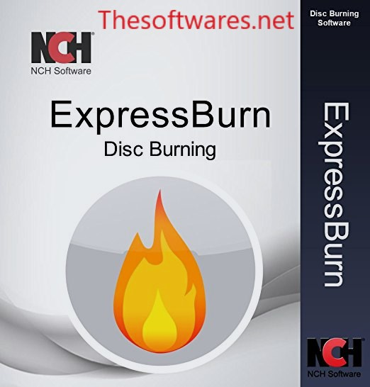 Express Burn 7.09 Crack & Registration Code 2018