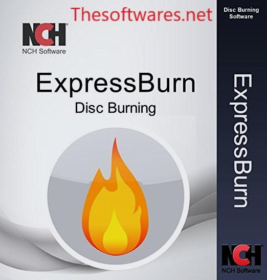 Express Burn 7.09 Crack & Registration Code 2018