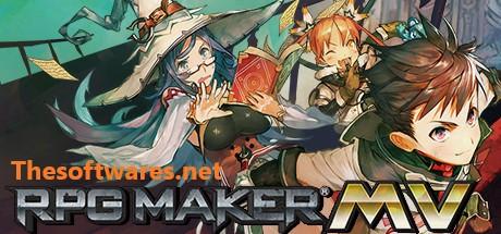 RPG Maker MV 1.5.1 Crack With DLC Pack 2018 Free Download