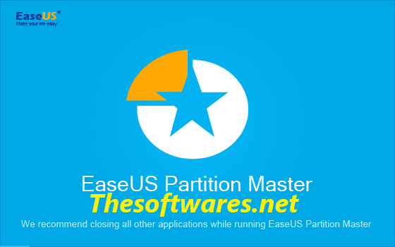 EaseUS Partition Master 12.9 License Code {Crack + Keygen}