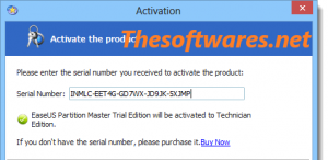 EaseUS Partition Master License Code {Crack + Keygen}