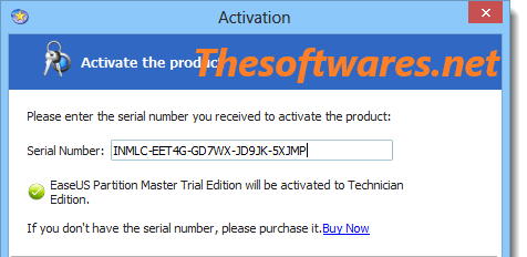 easeus partition master license code free