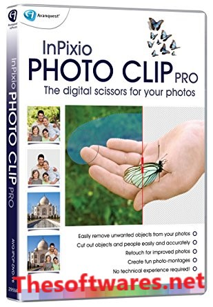 InPixio Photo Clip 8.3.0 Professional Crack is Here! {Latest}