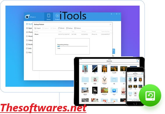 iTools 4.3.6.6 Crack Final License Key 2018 [Latest]