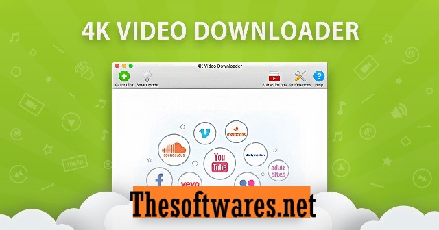 4K Video Downloader 4.8.2 Crack With License Key 2019 Download
