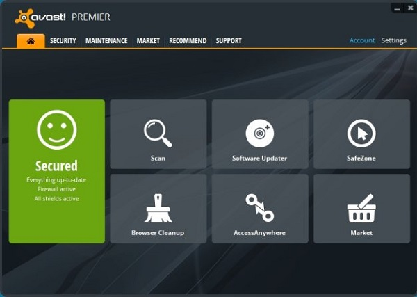 Avast Premier 2018 Crack & License Key {Latest} Full