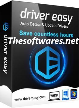 Driver Easy PRO 5.6.4 Crack & Serial Key Full