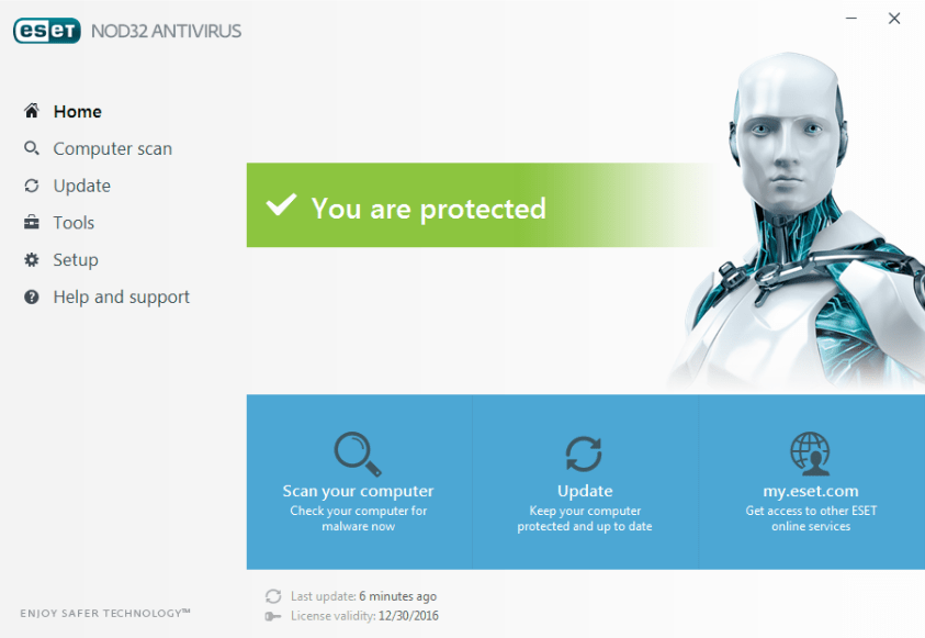ESET NOD32 Antivirus 11.1.42.1 License Key {Cracked}