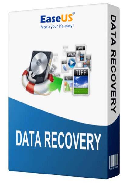 EaseUS Data Recovery Wizard 12 License Code Crack & Keygen