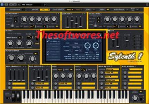 Sylenth1 3.050 Crack & Keygen [Windows + MAC] Full