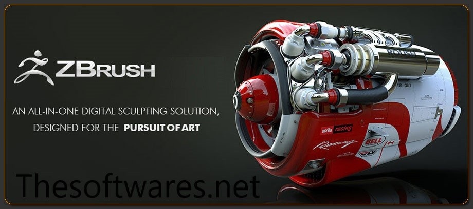 ZBrush 4R8 Crack & Activation Code Full 2018