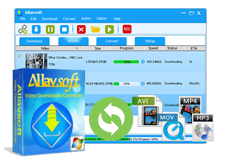 Allavsoft Video Downloader Converter v3.15.7 Keygen is Here!