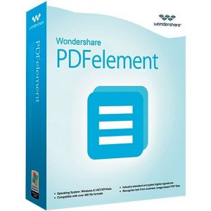 Wondershare PDFelement 6.8.7 Crack + License Key {Latest}