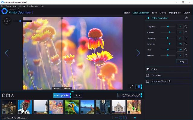Ashampoo Photo Optimizer 7.0.0.39 + Crack Full
