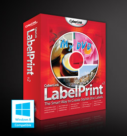 CyberLink LabelPrint 2.5.0.12508 Crack Full Version