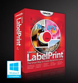 CyberLink LabelPrint 2.5.0.12508 Crack Full Version