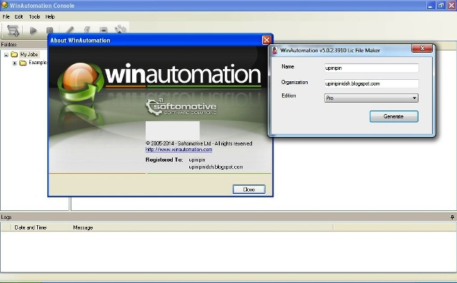 Winautomation Professional Plus Crack Full