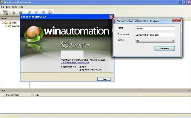 Winautomation Professional Plus Crack Full
