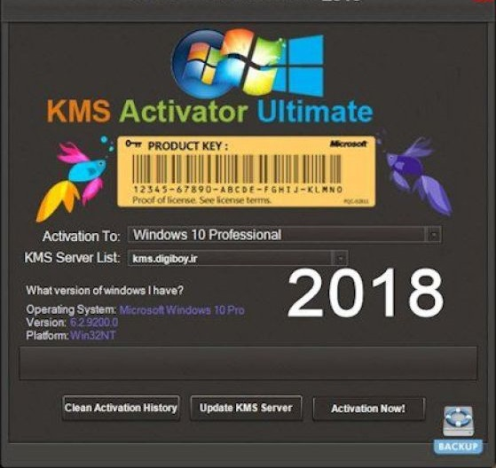Windows KMS Activator Ultimate 2018 4.1 is here!